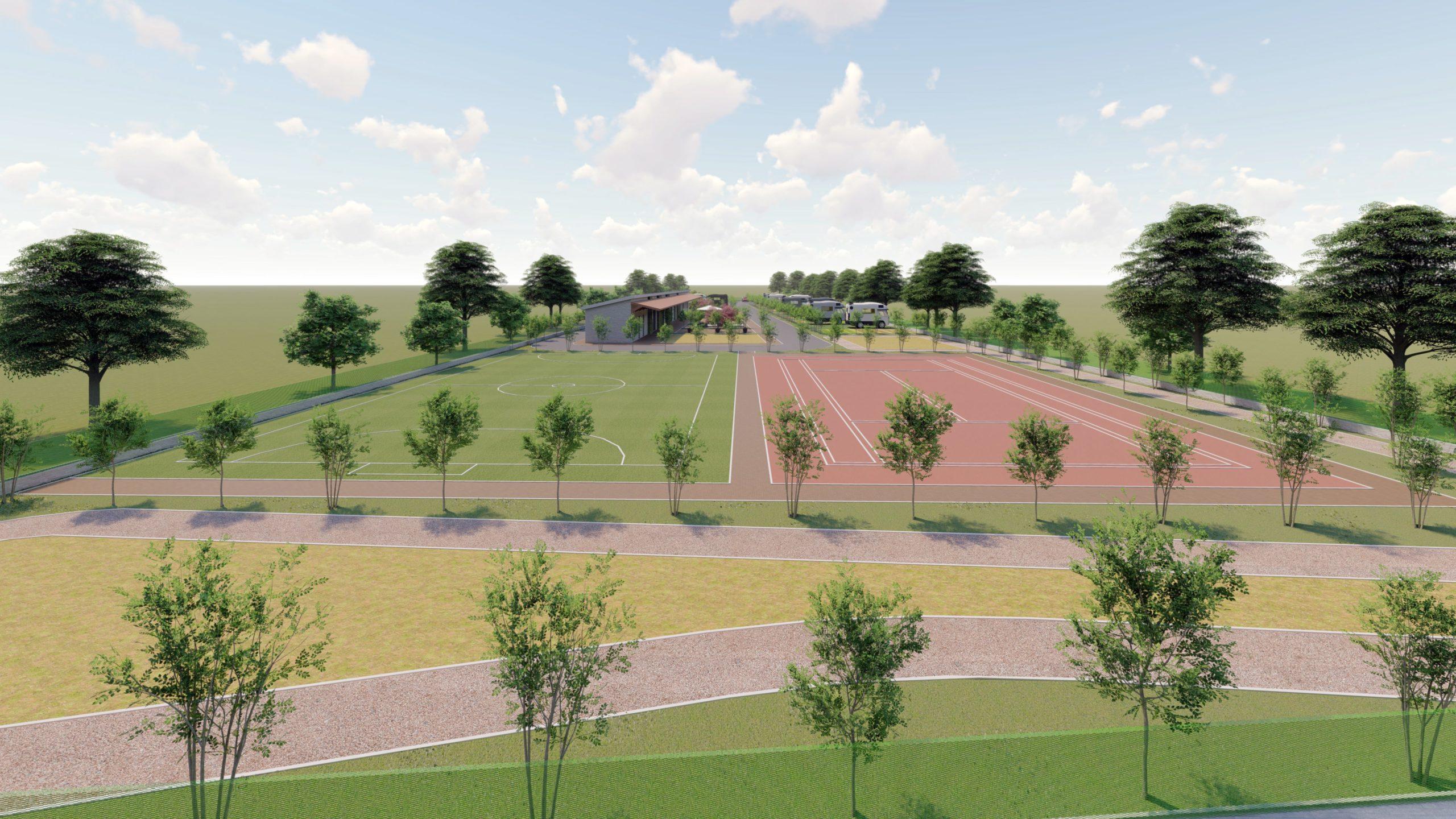 Agricampeggio Area sport 1