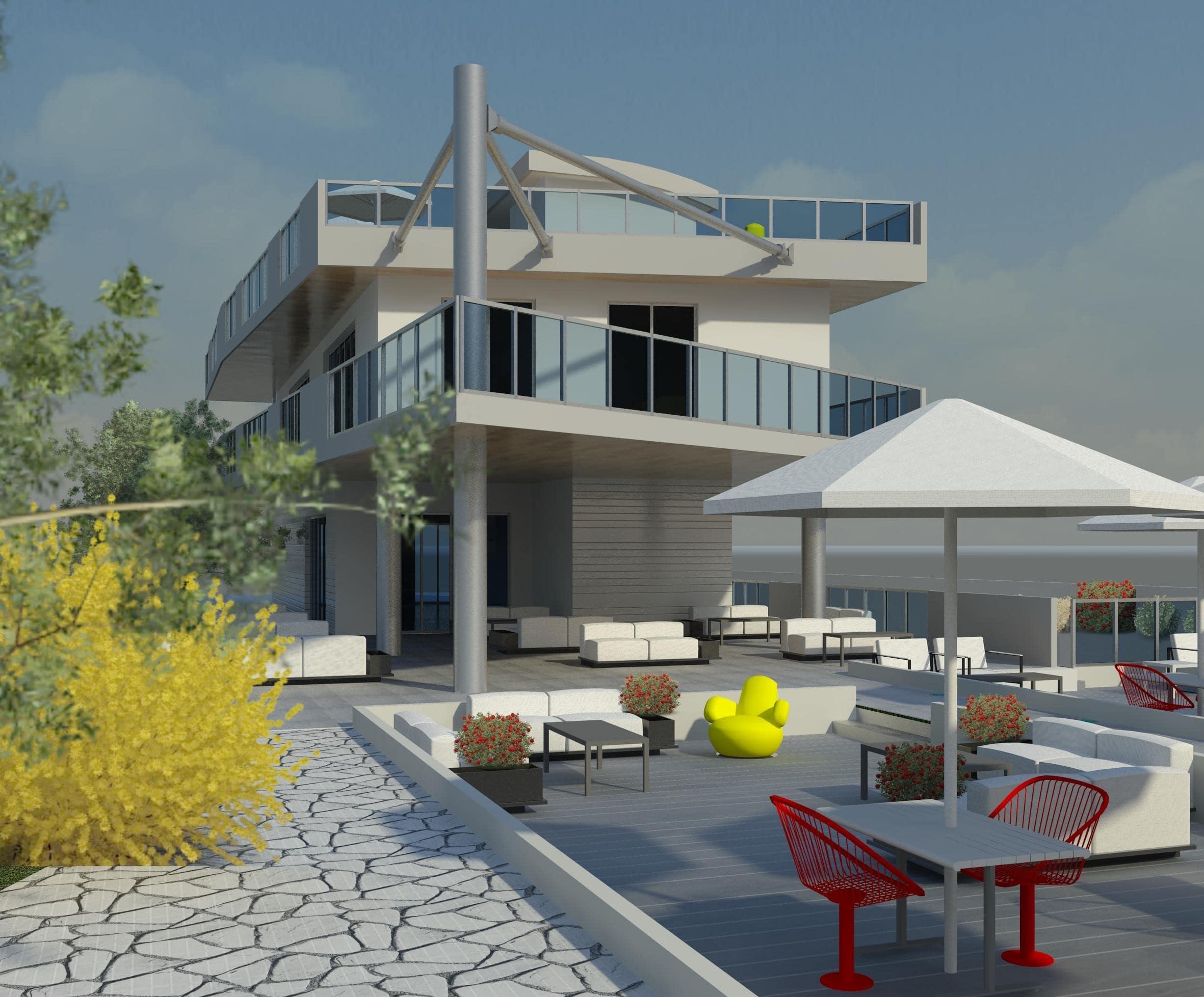 Struttura turistico-ricettiva - Mercurio Architettura Ingegneria