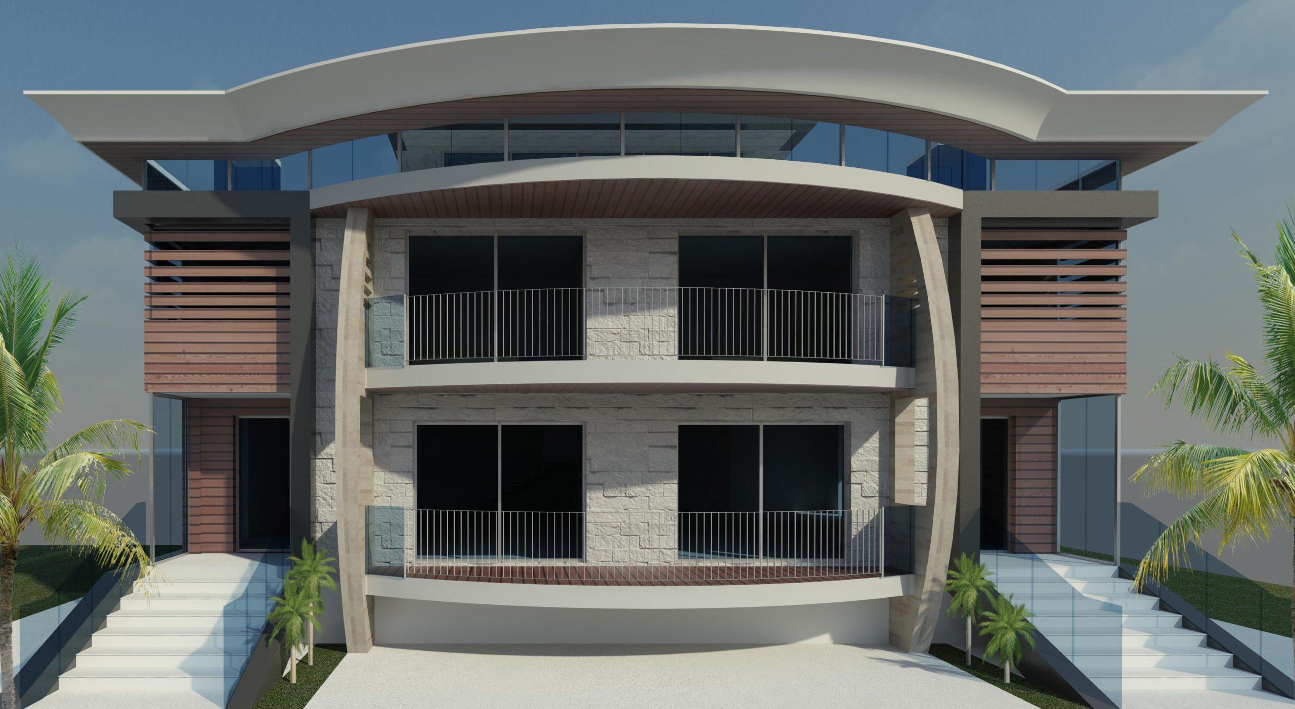 Villa Unifamiliare tre piani