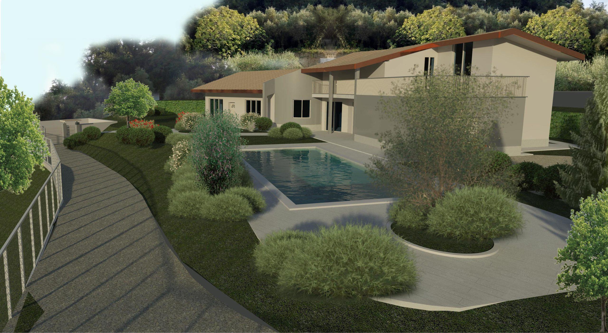 Villetta Unifamiliare - Mercurio Architettura Ingegneria