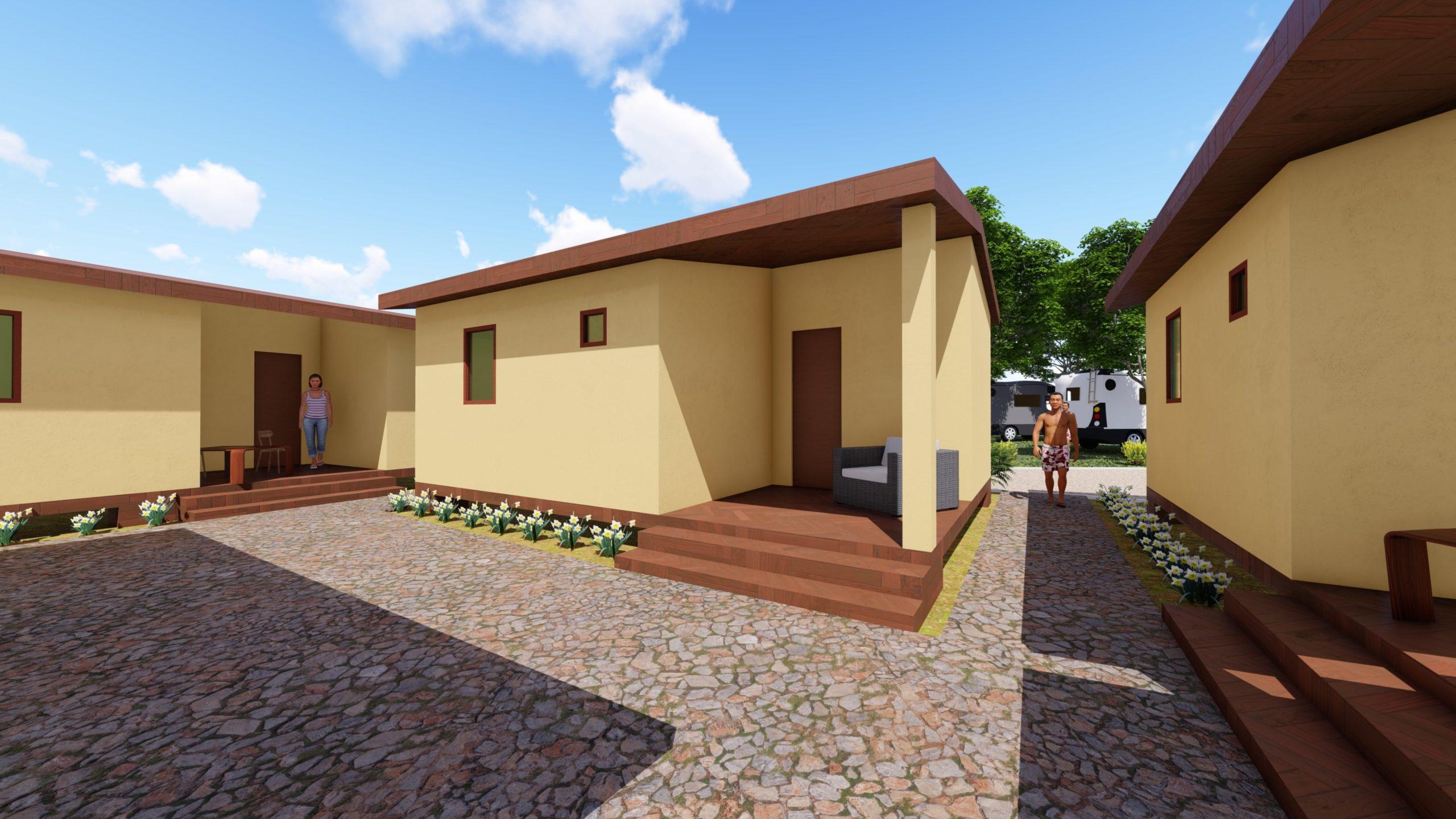 camping arcobaleno - Mercurio Architettura Ingegneria