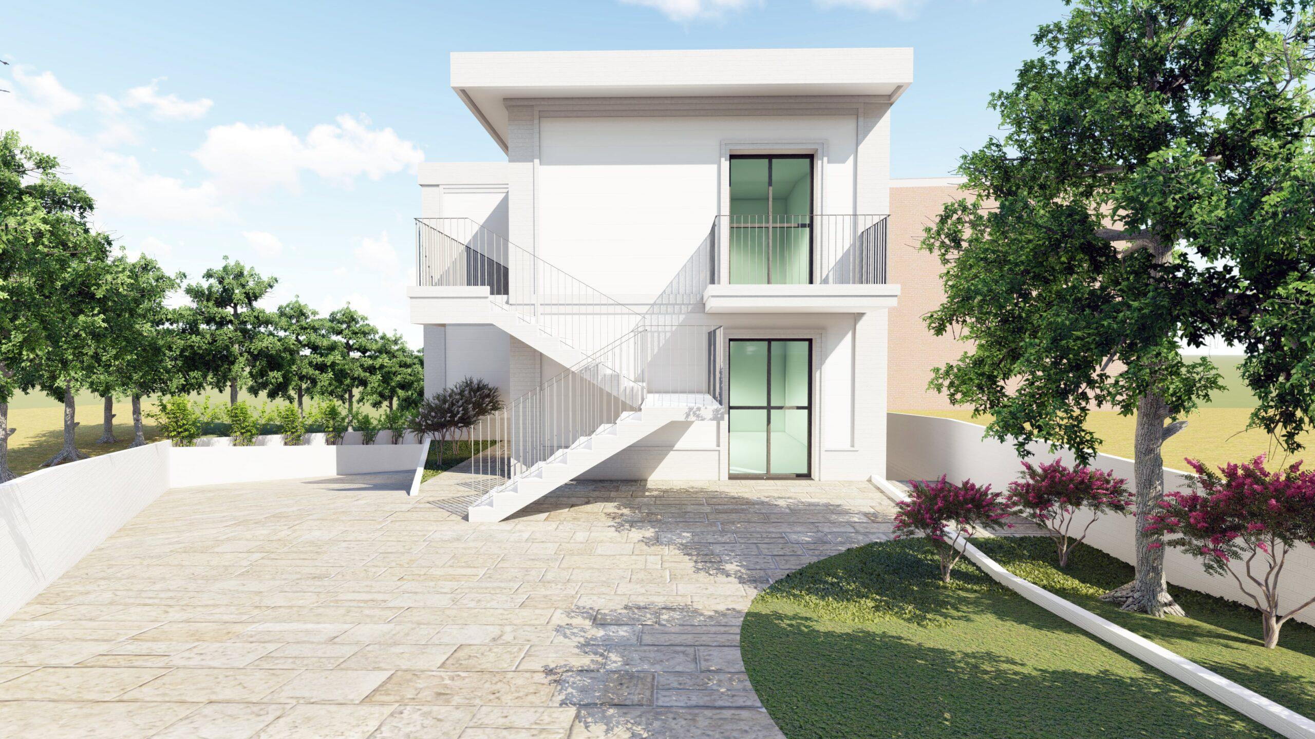 Mercurio Architettura Ingegneria-super bonus-francavilla progetto